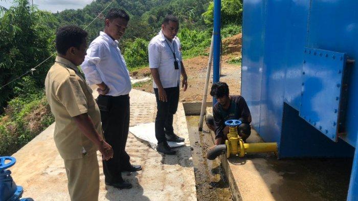 Polres Bolsel Incar Dugaan Penyelewengan Dana Pembangunan SPAM IKK Pinolosian