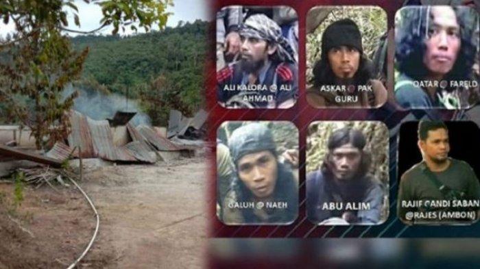 Pembantaian Kelompok <a href='https://palembang.tribunnews.com/tag/ali-kalora' title='AliKalora'>AliKalora</a> MIT bantai warga di Sigi, Sulteng.