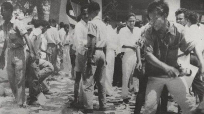 Kisah KekejamanMilisi Sipil Gagak Hitam, Brutal Bantai Anggota PKI, Ini Pengakuan Algojonya