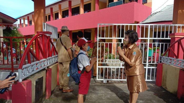 Cerita Sejumlah Pelajar di Manado Setelah Ikut Pembelajaran Tatap Muka, Terungkap Saat Diuji Guru