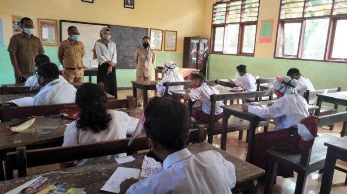 287 Sekolah di Bolmong Sudah Lakukan Pembelajaran Tatap Muka
