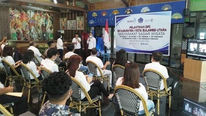 Apresiasi Pembentukan DPC Masata, Kadispar Sulut Ingatkan Tetap Koordinasi dengan Pemerintah