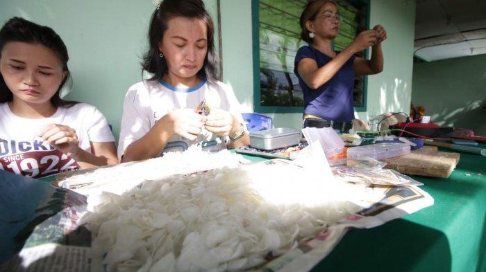 Sulap Limbah Sisik Ikan Jadi Aksesoris Menarik, UMKM Binaan Pertamina Ini Raup Omzet Puluhan Juta