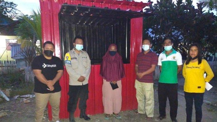 Karang Taruna Desa Kotabunan Selatan Boltim Terima Modal Usaha dari Pemerintah