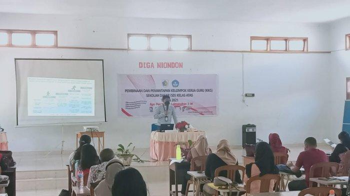 Dinas Pendidikan Kotamabagu Lakukan Pembinaan Terhadap Kelompok Kerja Guru