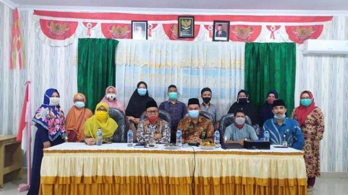 Kemenag Boltim Beri Pembinaan Penyuluhan Agama Islam Non PNS Wilayah Kotabunan dan Tutuyan