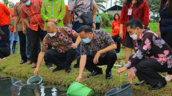 Wali Kota Tomohon Harapkan Pembentukan Pokdakan Bisa Tingkatkan Perekonomian Masyarakat