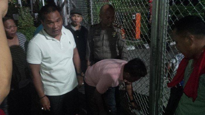 Penggembokan Gerbang Terminal BBM Pertamina Bitung, Sempat Terjadi Keterlambatan Penyaluran