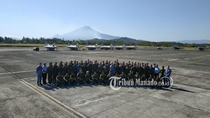 BREAKING NEWS: Manado Tuan Rumah Latihan Tempur Udara Indonesia dan Australia