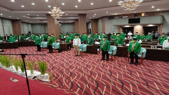 Pembukaan Muktamar PPP Secara Virtual di Manado