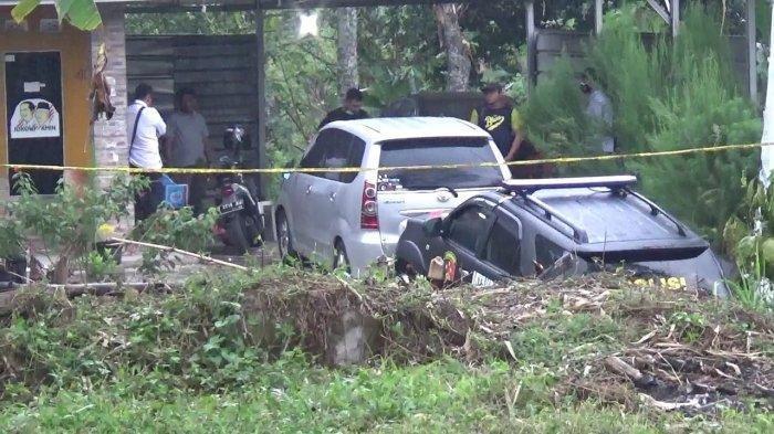 Terungkap! Terduga Pelaku Pembunuhan Ibu dan Anak di Subang Terekam CCTV Gunakan Kendaraan ini