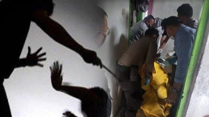 Pembunuhan SadisTadi Siang, Korban Dibacok Orang Misterius