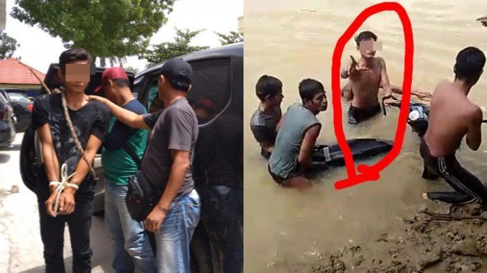 Pria ini Diduga Tenggelamkan Remaja Putri Hingga Tewas, Lalu Pura-Pura Ikut Evakuasi Korban