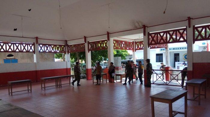 Dua Pendopo Milik Desa dan Kecamatan Dijadikan TPS di Miangas