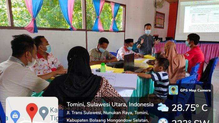 Pemdes Nunuka Raya Bolsel, Gelar Kajian Keadaan Desa