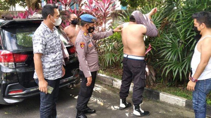 Lakukan Pemeriksaan Tato Mendadak, Personel Polsek Mapanget Dinyatakan Bersih
