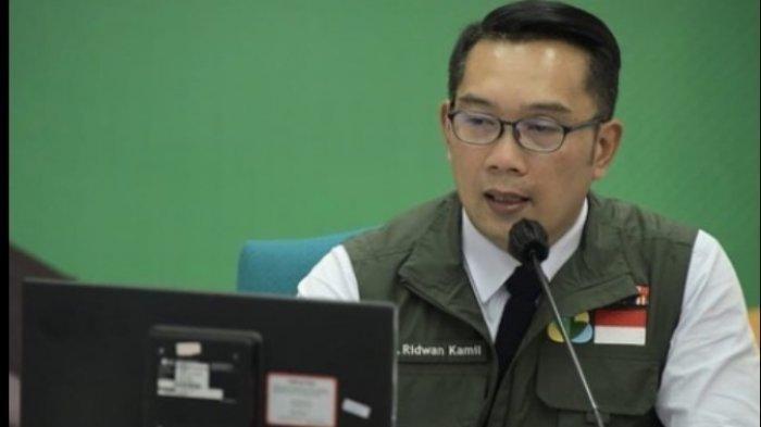 Di Tengah Pandemi Covid-19, Gubernur Ridwan Kamil Posting Angka Kehamilan, Respon Netizen: Ngakak