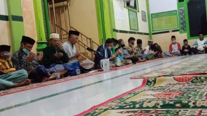 Sambut 1 Muharram 1443 Hijriah, Warga Milangodaa Bolsel Diajak Tingkatkan Iman