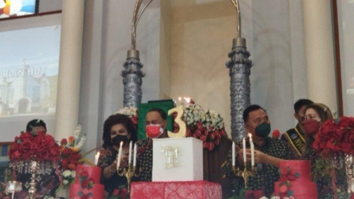 Peringati 3 Tahun Kepemimpinan, Royke Roring: Berikan Pelayanan Terbaik Kepada Masyarakat Minahasa