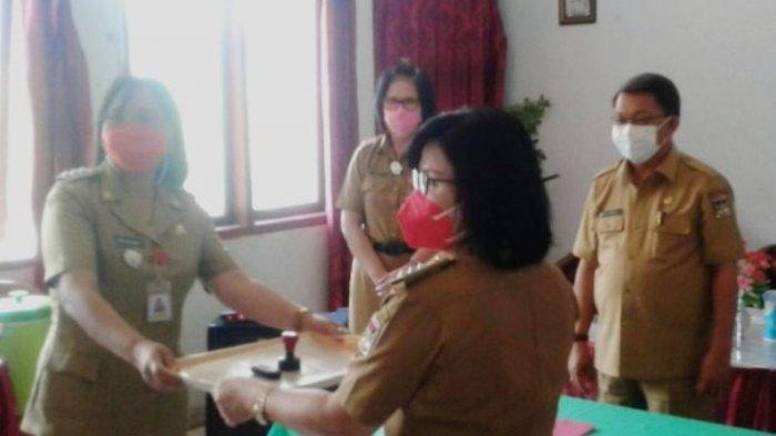 Camat Langowan Utara Resmi Diganti, Asisten I Apresiasi Kinerja Pemerintah Kecamatan