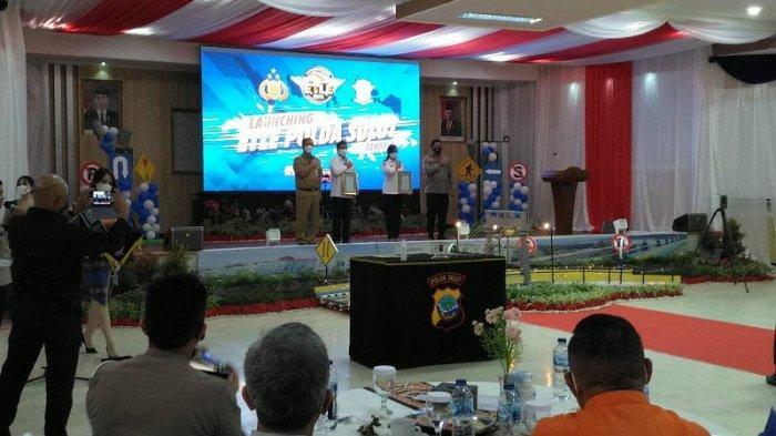 Pemerintah Provinsi Sulawesi Utara mengapresiasi penerapan Electronic Traffic Law Enforcement (ETLE) Nasional Presisi
