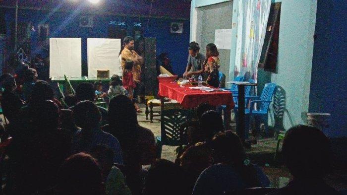 BREAKING NEWS: Pemulihan Pelsus GMIBM Dimulai, Jemaat Antusias di Tengah Hujan