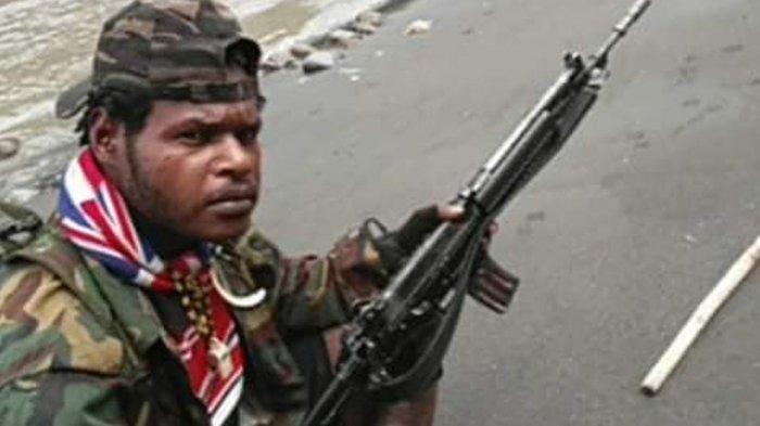 Sosok Egianus Kogoya Pemimpin KKB di Papua, Ternyata Putra Tokoh OPM dan Masih Berusia 22 Tahun