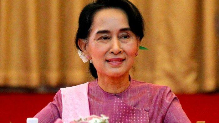 Partai Aung San Suu Kyi Desak Junta Militer Myanmar Bebaskan Pemimpin Mereka & Akui Kemenangan