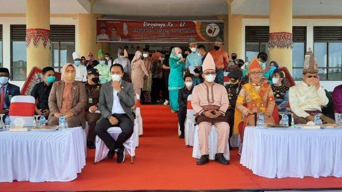 Momentum HUT ke-67 Bolmong, Bupati Yasti Ajak Masyarakat Evaluasi dan Berkomitmen Bangun Bolmong