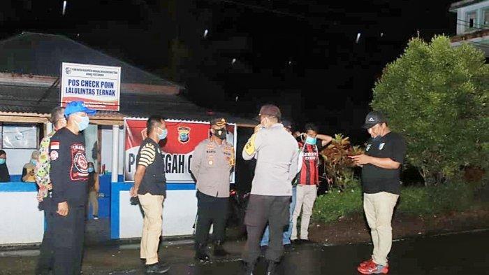 Akses Masuk Perbatasan Bolmut - Gorontalo Kembali Diperketat