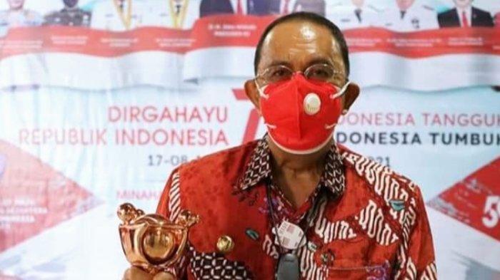 Komitmen Wujudkan Kesetaraan Gender, Pemkab Minahasa Sabet Penghargaan Anugerah Parahita Ekapraya