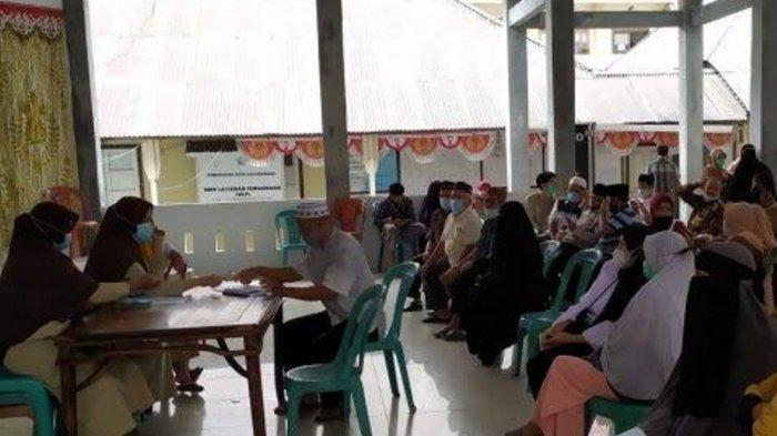 682 Petugas Agama dan Guru Mengaji di Kotamobagu Terima Dana Insentif
