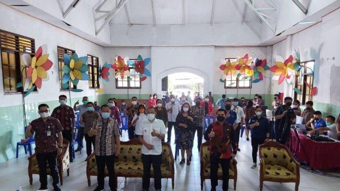 Program CS-WL Wujudkan Tomohon Smart City, Pemkot Launching Wifi Gratis di Seluruh Kelurahan