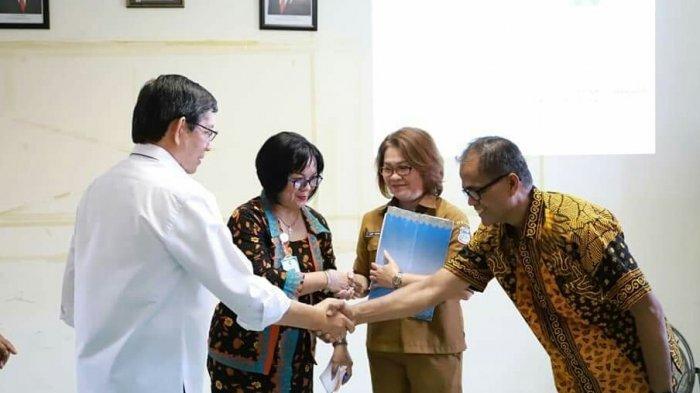 Pemkot Manado MoU Terkait Pengelolaan Lingkungan Bersama Poltekes Kemenkes