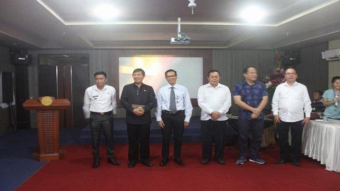 Walikota Vicky Lumentut Jadi Khadim, Pimpin Ibadah Keluarga Besar Bank Indonesia