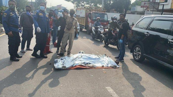 Kecelakaan Maut Tadi Malam, Pengemudi Sepeda Motor Nmax Tewas, Korban Tabrakan dengan Mobil Xenia