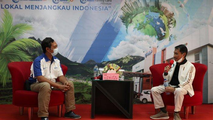 Bupati Nelson Pomalingo Kunjungi Tribun Manado, Bahas Potensi Wisata Gorontalo