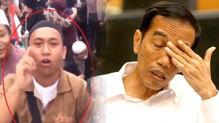 Pria Pengancam Penggal Kepala Jokowi Terancam Hukuman Mati, Terungkap Rencananya Abis Lebaran