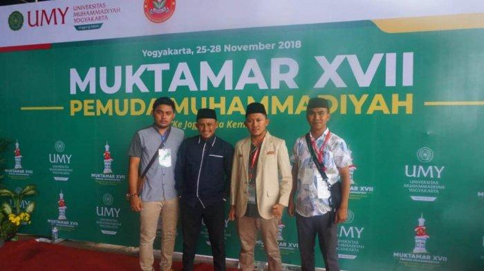 Pemuda Muhammadiyah Bolsel Ambil Bagian Dalam Muktamar ke-XVII