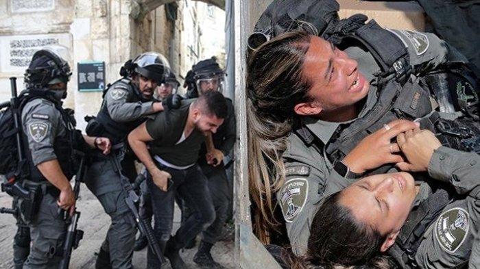 Pemuda Palestina Tewas Dibunuh Polisi Israel Setelah Menabrak Empat Petugas, Wartawan Diserang