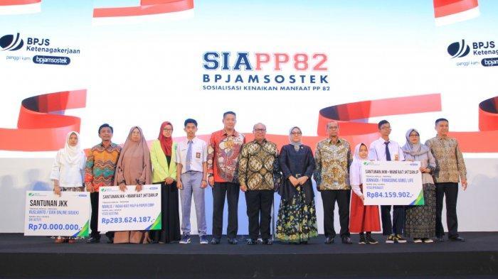 Penambahan Manfaat Peserta BPJamsostek, Kado Spesial Presiden Jokowi untuk Pekerja Indonesia