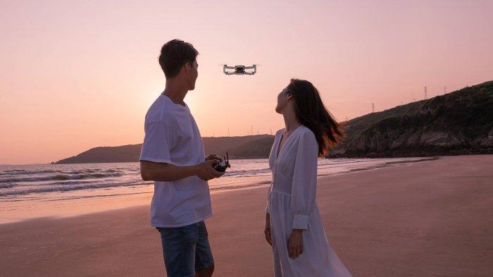 Penampakan Kecanggihan Drone Mini DJI yang Mulai Dipasarkan untuk Pemula, Punya Harga Murah