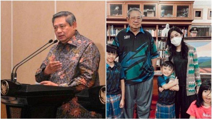 Ingat SBY? Presiden ke 6 RI Dulu Jagu Nyanyi, Sekarang Pintar Melukis, Ini Hasilnya