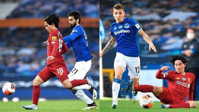 SEDANG BERLANGSUNG Live Streaming Norwich vs Liverpool, Takumi Minamino Cetak Gol Keunggulan 1-0