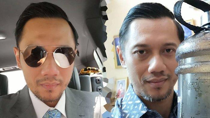 Penampilan Terbaru Putra Sulung SBY, Pelihara Kumis dan Jenggot, AHY Terlihat Makin Berwibawa