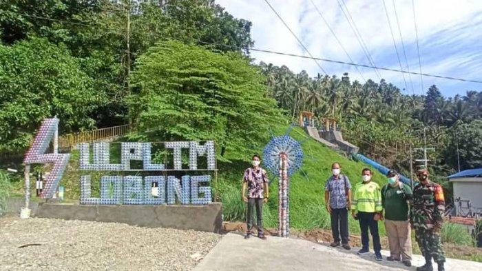 Penanaman 1.000 pohon di 4 desa yang berada diwilayah kerja PLN UP3 Kotamobagu.