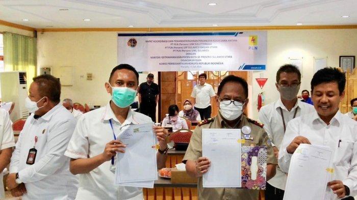 PLN Gandeng BPN untuk Amankan Aset Tanah di Suluttenggo