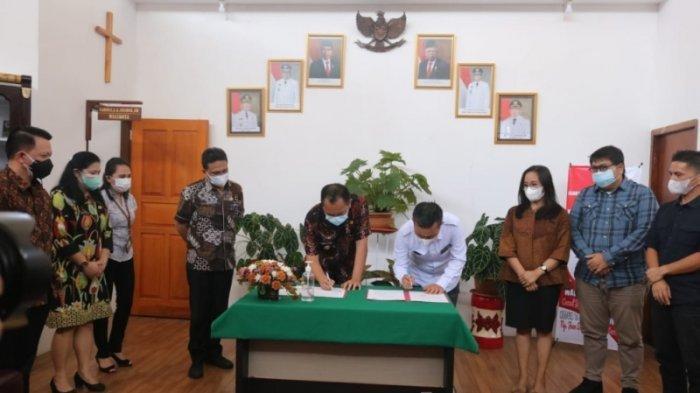 Pemkot Tomohon Dukung KPU Hadirkan Kelurahan Peduli Pemilu