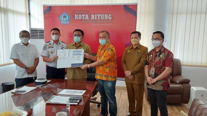 Pemerintah Siapkan Kapal untuk Pasien Covid, Wali Kota Bitung: Terima Kasih Presiden Joko Widodo