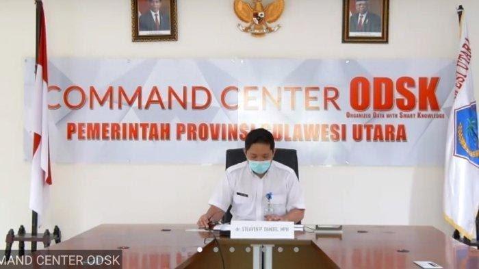 162 Pasien Covid 19 Sembuh, Kota Manado yang Terbanyak